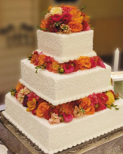 Buttercream Wedding Cakes Designs