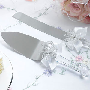 Wedding Cake Knife Decoration
