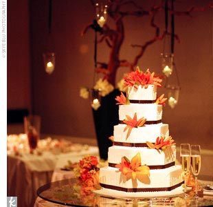 Fall Wedding Cakes - Best of Cake