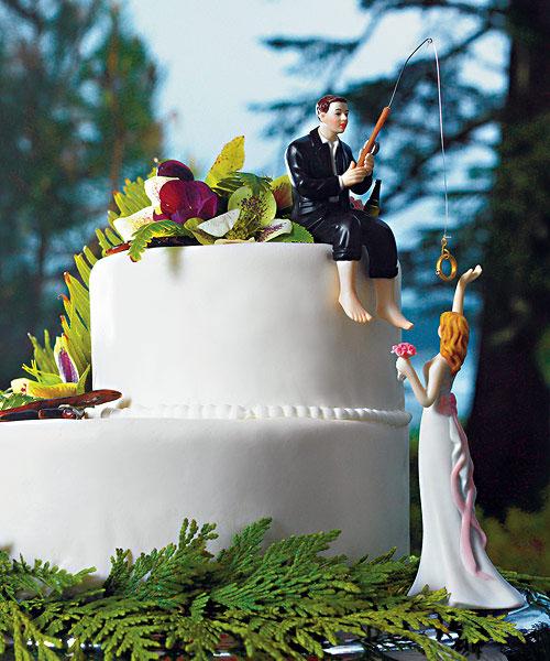 Funny Wedding Cake Decorations