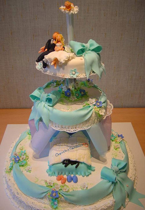 Cake Design Bakery : Funny Wedding Cakes - Best of Cake