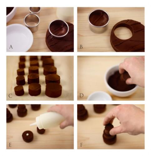 How to Make Mini Wedding Cakes