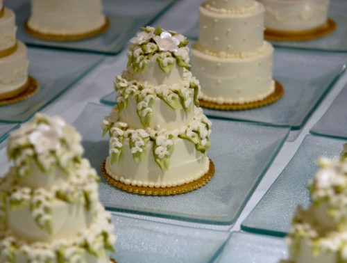 Mini Wedding Cakes Cost