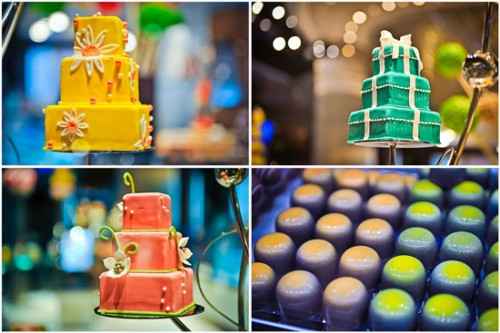 Mini Wedding Cakes Las Vegas