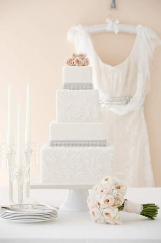 Modern Wedding Cakes UK