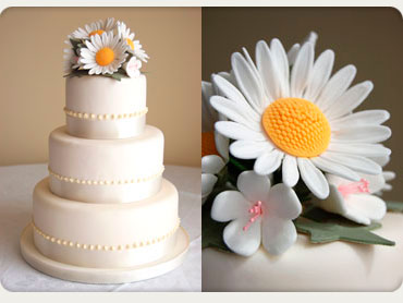 Simple Wedding Cakes Designs