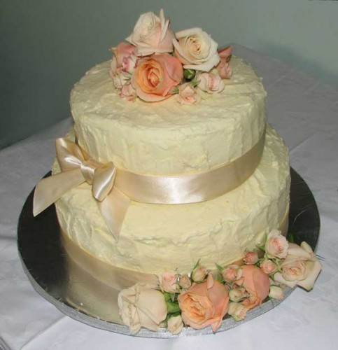 Traditional Wedding Cakes Design