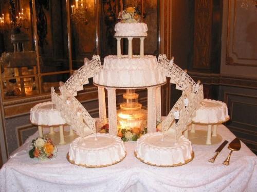 Traditional Wedding Cakes Idea