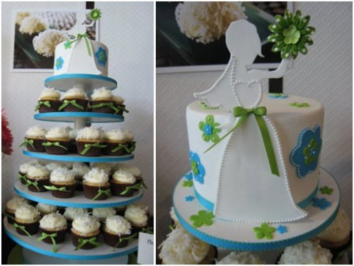 Wedding Shower Cakes Ideas