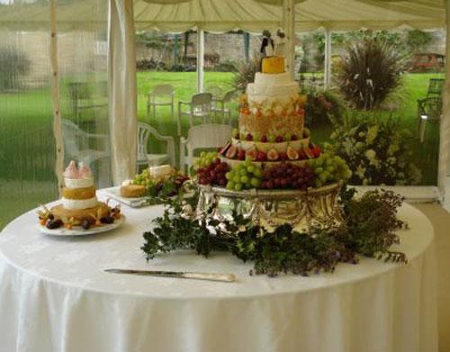 Cheesecake Wedding Cakes Designs