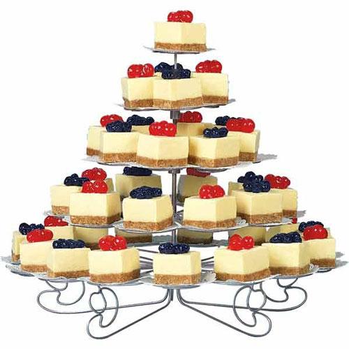 Cheesecake Wedding Cakes Ideas - Healthy Wedding Cakes