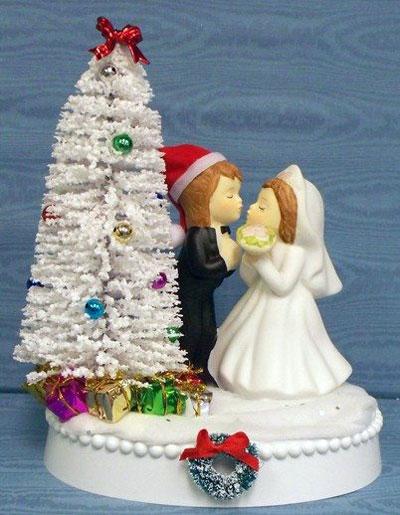 Christmas Wedding Cakes - Best of Cake