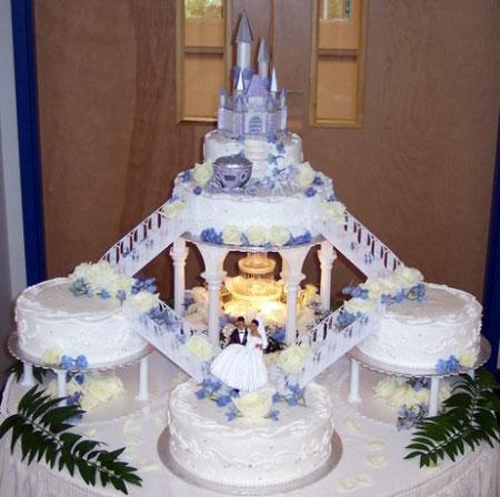 Disney Wedding Cakes - Best of Cake