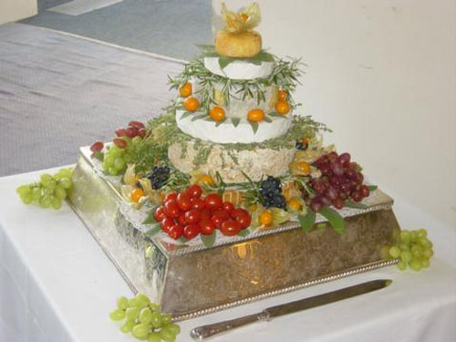 Images of Cheesecake Wedding Cakes