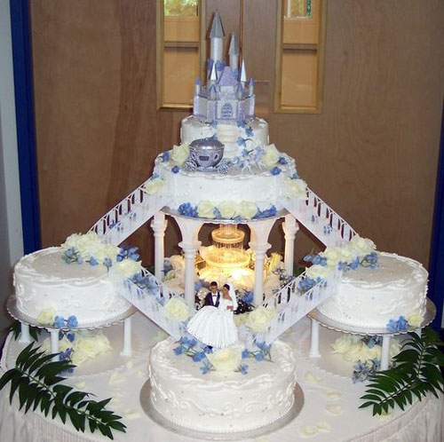 Amazing wedding cakes best of cake most amazing wedding cakes junglespirit Images