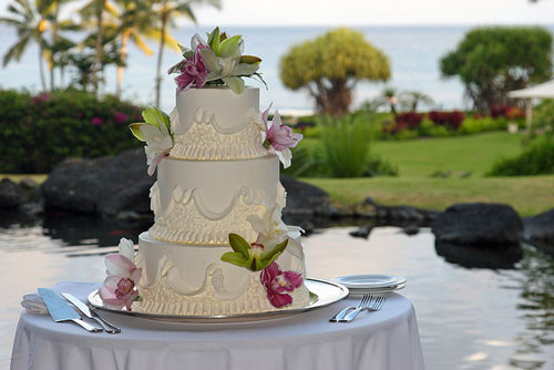 Tropical Wedding Cakes Best Of Cake