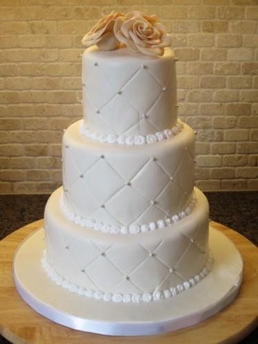 White Wedding Cakes - Best of Cake