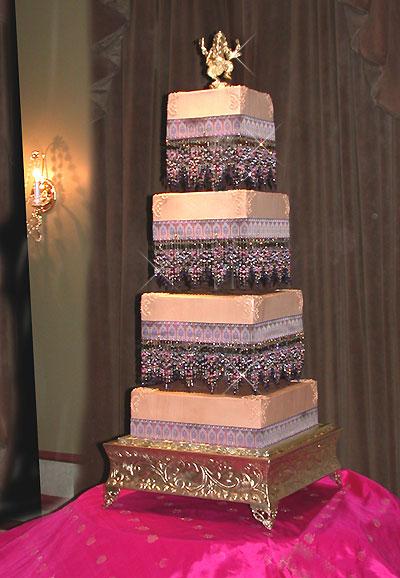 Big Wedding Cakes Designs