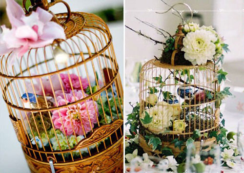 Birdcage Wedding Cakes 2012