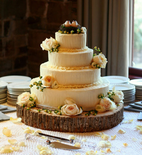 Elegant Wedding Cake Design : Simply Elegant Wedding Cakes - Best of Cake