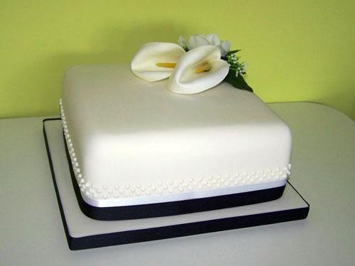 simply elegant wedding cakes best of cake. Black Bedroom Furniture Sets. Home Design Ideas