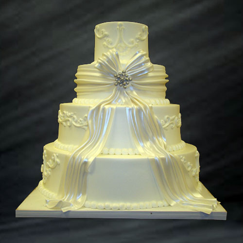 Simply Elegant Wedding Cakes - Best of Cake