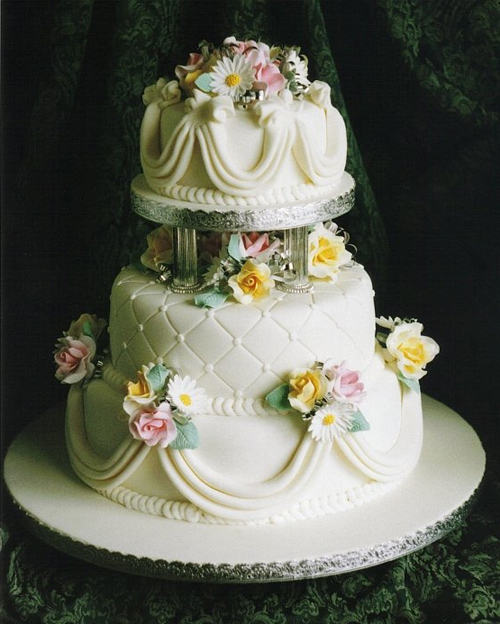 Spring Wedding Cakes: Cakes Designs, Ideas And Pictures