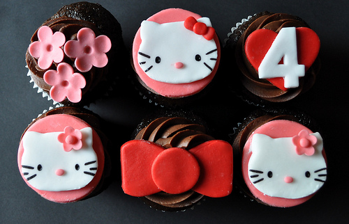 Cupcake Decorating Ideas Design