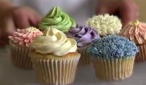 Cupcake Decorating Ideas Birthday : Cupcake Decorating Ideas for 21st Birthday