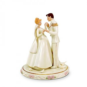 Beauty Disney Princess Wedding Cake Toppers
