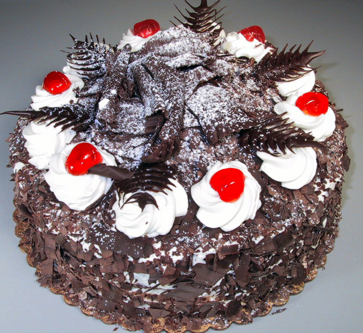 Black Forest Cake Decoration Images : 301 Moved Permanently