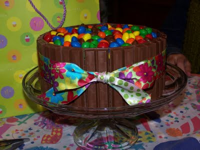 Chocolate Birthday Cakes For Teenagers