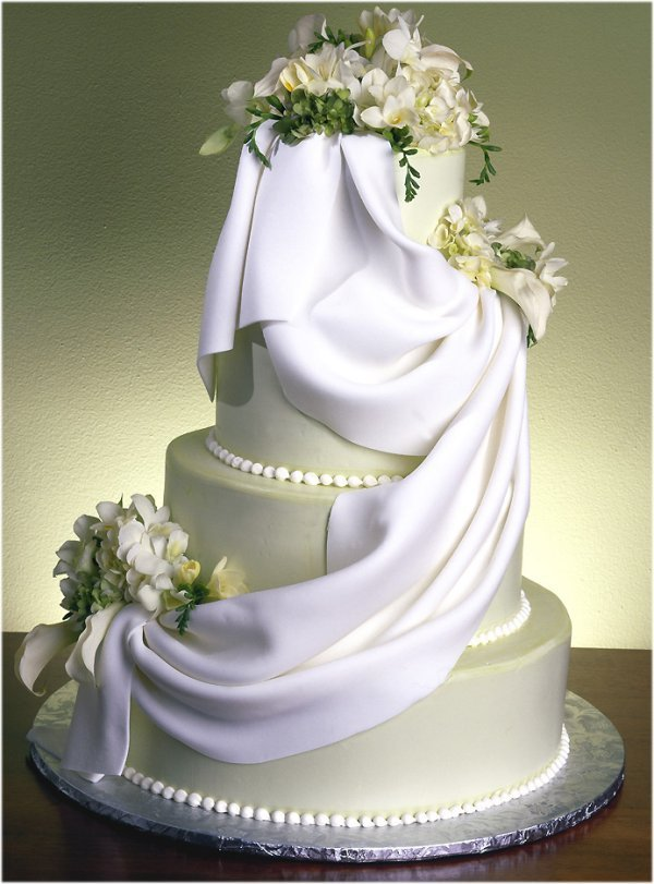 Wedding The World: Wedding Cakes Designs
