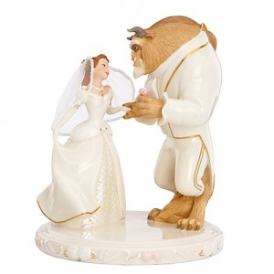 Disney Princess Wedding Cake Toppers Design