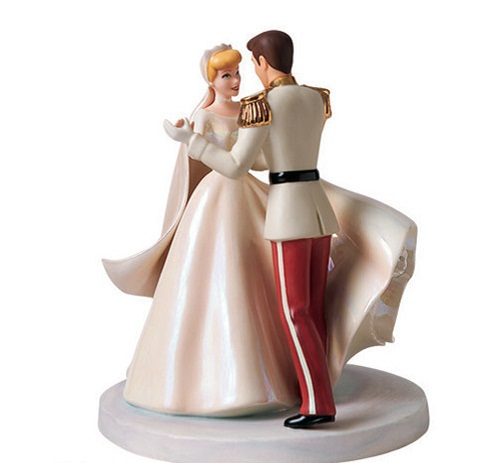 Disney Princess Wedding Cake Toppers