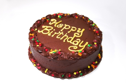 Happy Birthday Chocolate Cake Ideas
