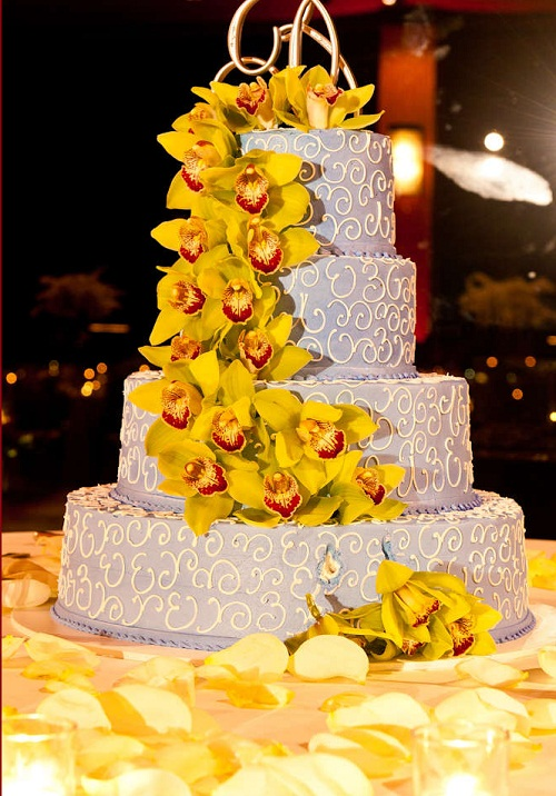 Wonderfull Beautiful Wedding Cakes