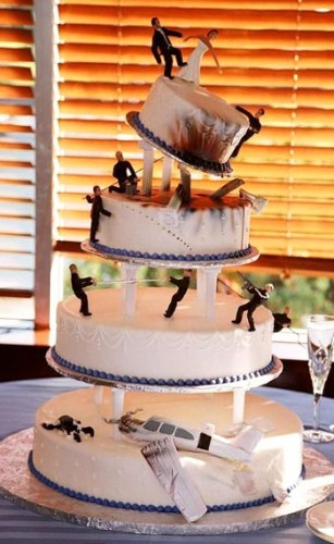 Funny Wedding Cakes Best Of Cake